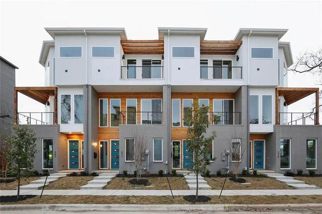 271 Currie Street #271, Fort Worth, TX 76107 (MLS #14564122) :: All Cities USA Realty