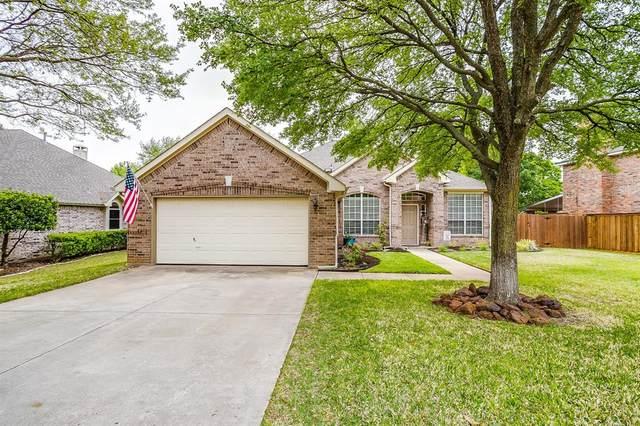 1517 Shadywood Lane, Flower Mound, TX 75028 (MLS #14564124) :: Wood Real Estate Group