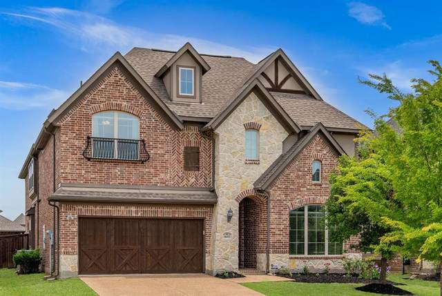 1633 Post Oak Way, Celina, TX 75009 (MLS #14564125) :: Wood Real Estate Group