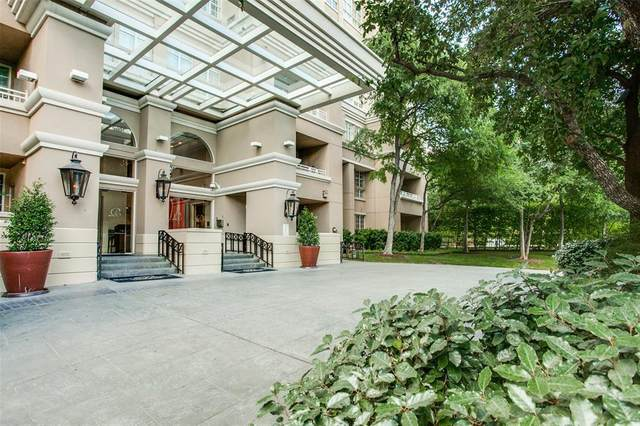 3225 Turtle Creek Boulevard #432, Dallas, TX 75219 (MLS #14564128) :: Front Real Estate Co.