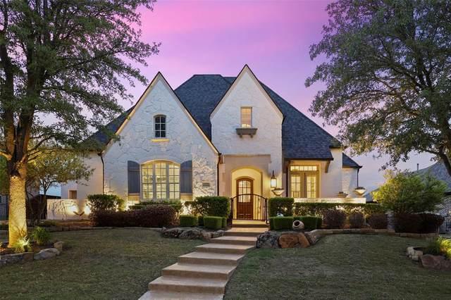 4061 Teton Place, Prosper, TX 75078 (MLS #14564134) :: Wood Real Estate Group
