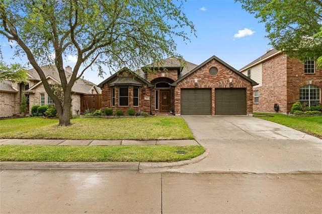 2500 Windgate Lane, Frisco, TX 75033 (MLS #14564160) :: The Kimberly Davis Group