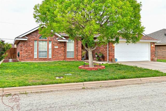 1134 Notre Dame Street, Abilene, TX 79602 (MLS #14564178) :: Wood Real Estate Group