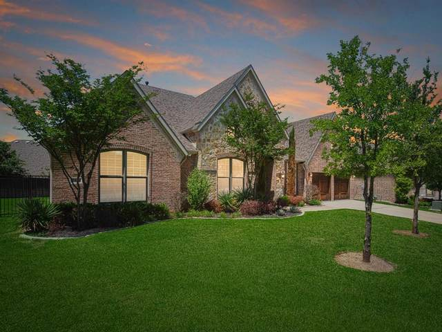 2841 Torino Trail, Keller, TX 76248 (MLS #14564184) :: EXIT Realty Elite