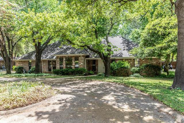 2216 Stonegate Drive, Denton, TX 76205 (#14564185) :: Homes By Lainie Real Estate Group