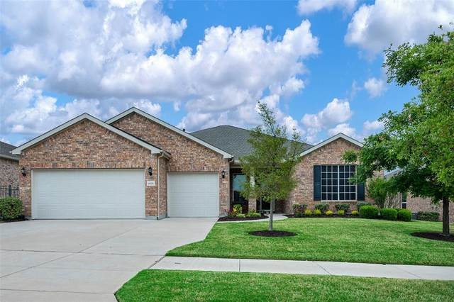 6676 Eagle Rock Drive, Frisco, TX 75036 (MLS #14564188) :: Wood Real Estate Group