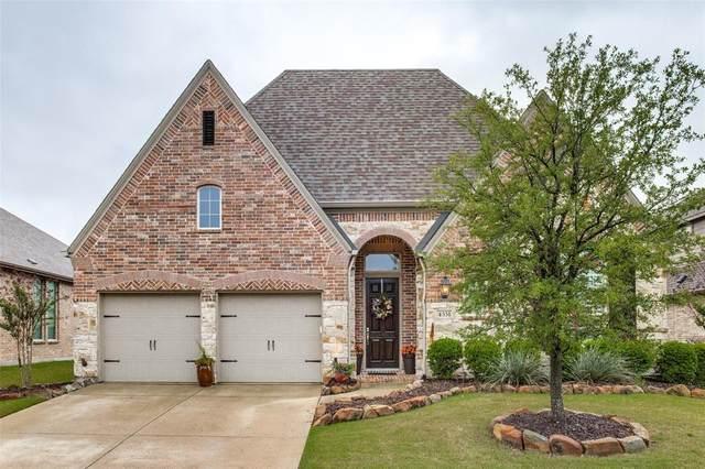 4551 Crossvine Drive, Prosper, TX 75078 (MLS #14564198) :: Jones-Papadopoulos & Co
