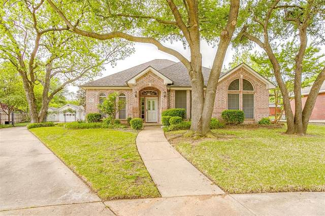 705 Mountain Terrace, Hurst, TX 76053 (MLS #14564209) :: Wood Real Estate Group