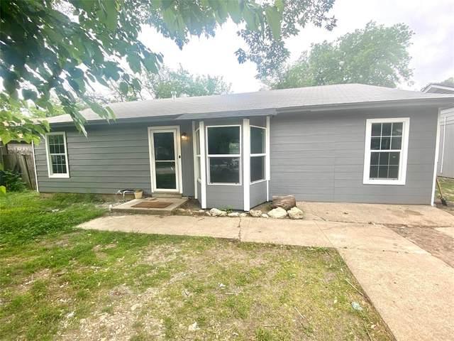 1632 Fagan Drive, Blue Mound, TX 76131 (MLS #14564210) :: Wood Real Estate Group