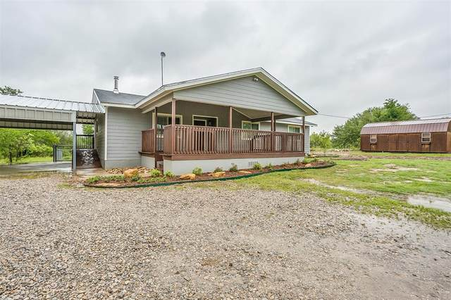 1300 Tidwell Road, Weatherford, TX 76087 (MLS #14564229) :: Real Estate By Design
