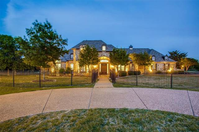 300 Hawkswood Drive, Fairview, TX 75069 (MLS #14564240) :: Wood Real Estate Group