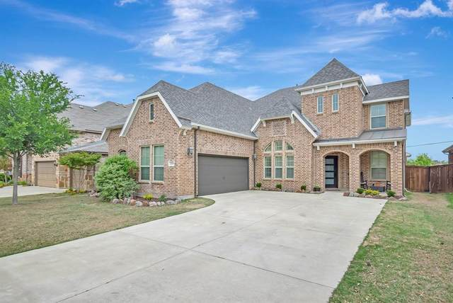 12816 Homestretch Drive, Fort Worth, TX 76244 (MLS #14564259) :: Wood Real Estate Group
