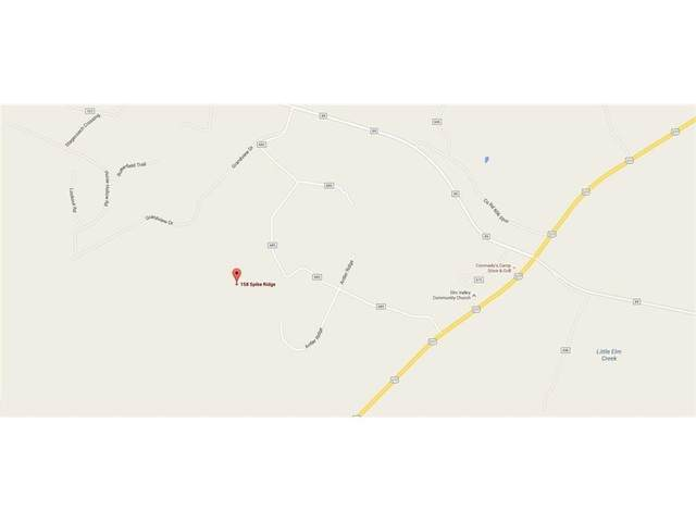 158 Spike Ridge, Tuscola, TX 79562 (MLS #14564272) :: Team Tiller