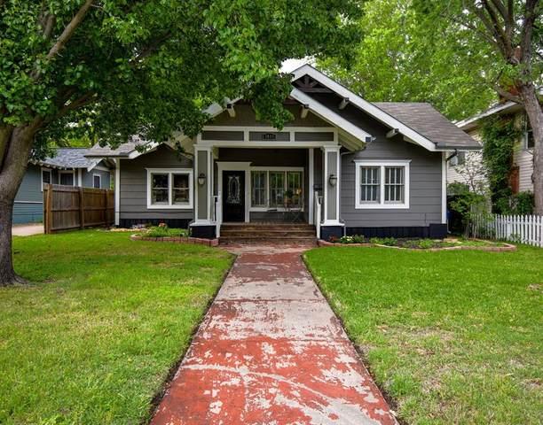 1011 W Bond Street, Denison, TX 75020 (MLS #14564278) :: Trinity Premier Properties