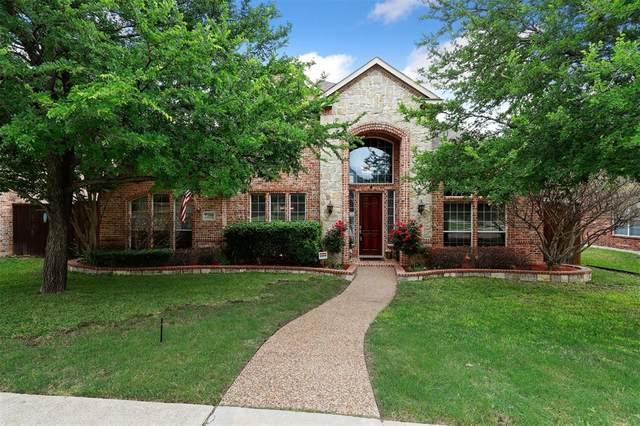 2006 Huntcliffe Court, Allen, TX 75013 (MLS #14564280) :: RE/MAX Landmark