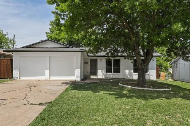 1105 High Meadow Drive, Garland, TX 75040 (MLS #14564285) :: Wood Real Estate Group