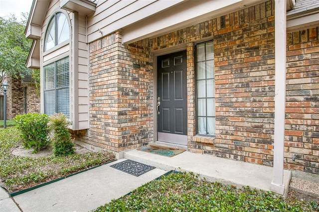 449 Harris Street 104M, Coppell, TX 75019 (MLS #14564302) :: The Kimberly Davis Group
