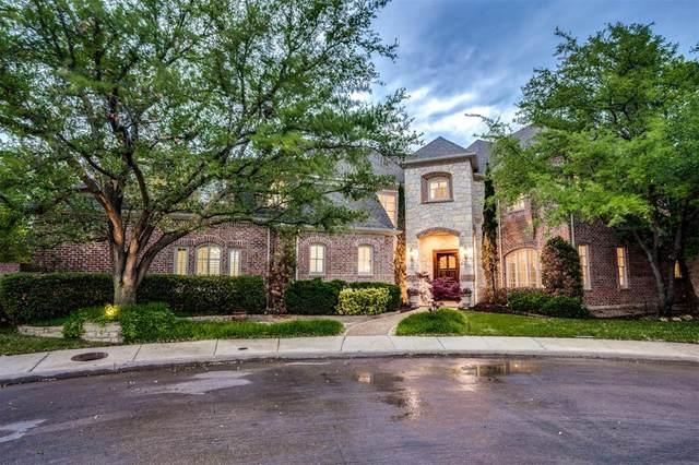 7023 Preston Grove Lane, Dallas, TX 75230 (MLS #14564304) :: Team Hodnett