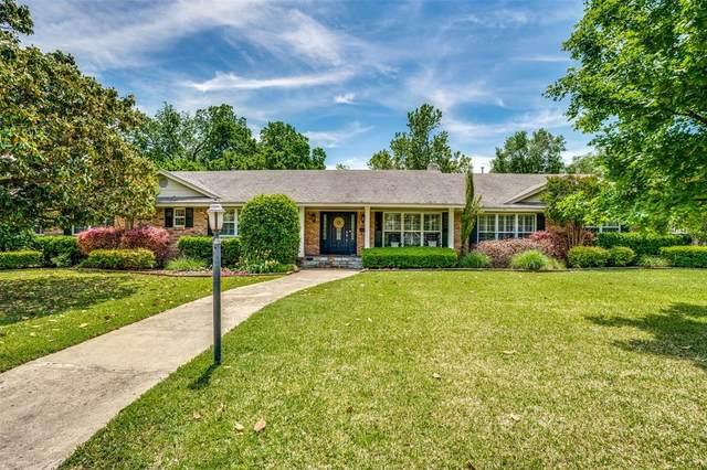 3812 Shady Hill Drive, Dallas, TX 75229 (MLS #14564309) :: Wood Real Estate Group