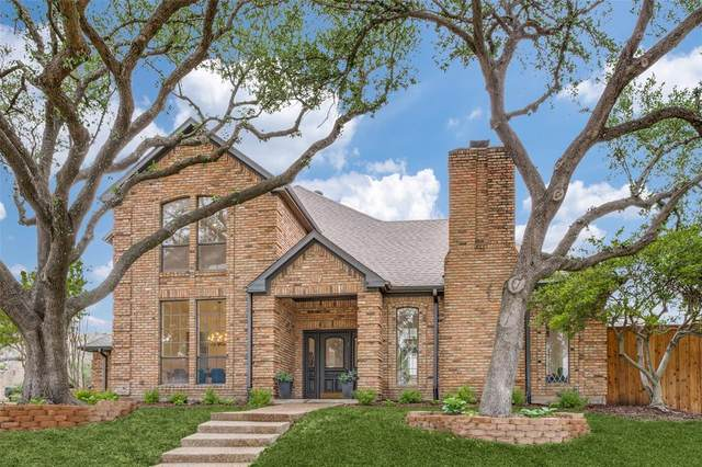 5901 Deseret Trail, Dallas, TX 75252 (MLS #14564332) :: Wood Real Estate Group