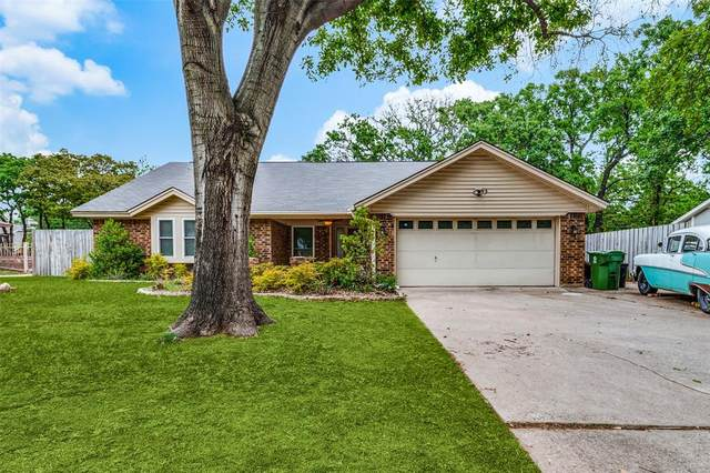 2227 Tanglewood Drive, Grapevine, TX 76051 (MLS #14564359) :: Wood Real Estate Group