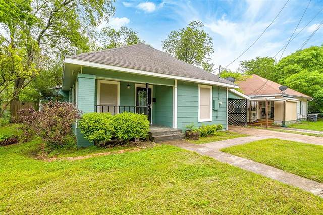 533 W Wilson Street, Cleburne, TX 76033 (MLS #14564383) :: Justin Bassett Realty