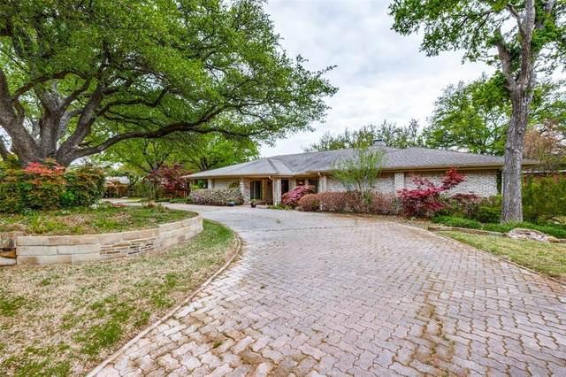 6230 Stonehill Drive, Dallas, TX 75254 (MLS #14564403) :: The Kimberly Davis Group