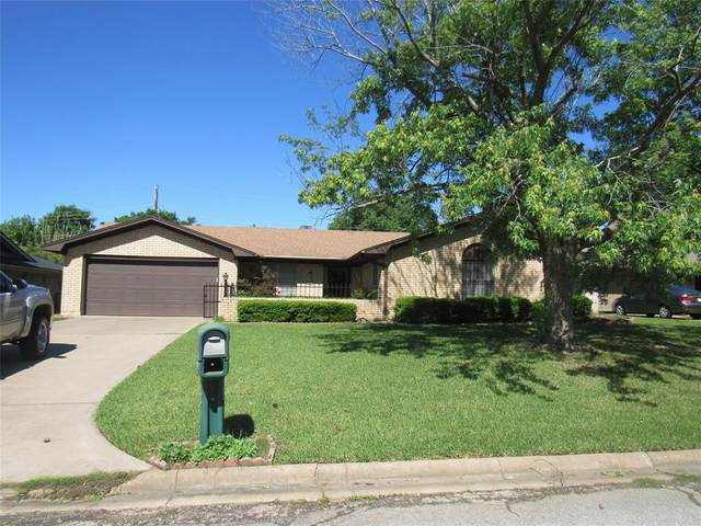 527 Dean Drive, Denison, TX 75020 (MLS #14564404) :: The Kimberly Davis Group