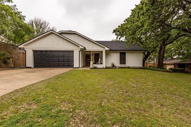 109 Rosamond Street, Burleson, TX 76028 (MLS #14564439) :: Wood Real Estate Group