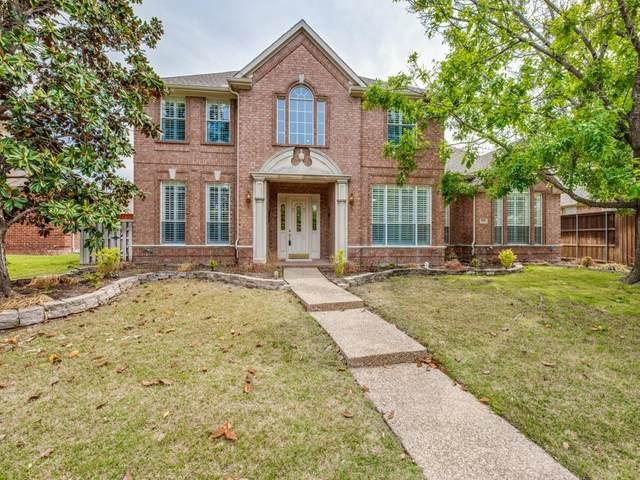 3708 Brookfield Drive, Plano, TX 75025 (MLS #14564455) :: Wood Real Estate Group