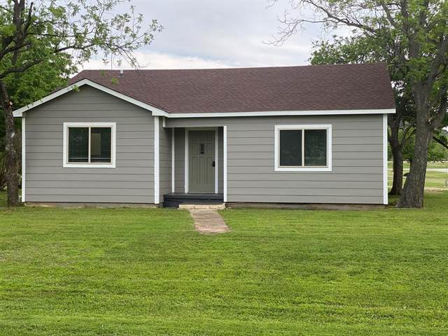 211 W Travis Street, Gordon, TX 76453 (MLS #14564468) :: Wood Real Estate Group