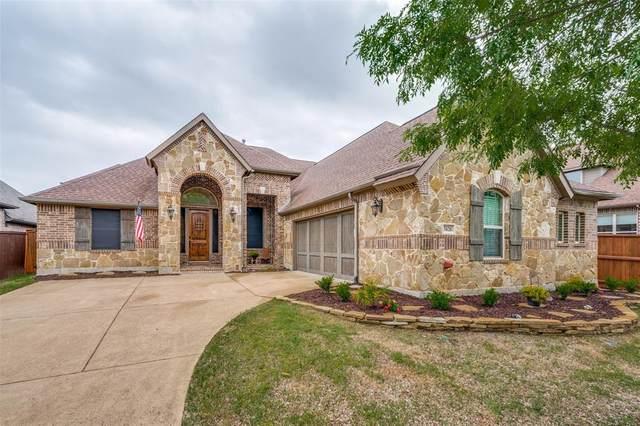 3426 Challis Trail, Mckinney, TX 75070 (MLS #14564492) :: Wood Real Estate Group