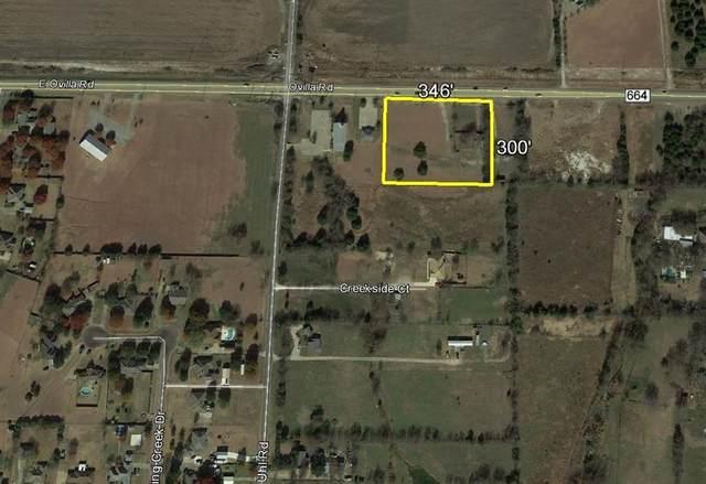 2625 Ovilla Road, Red Oak, TX 75154 (MLS #14564510) :: The Krissy Mireles Team