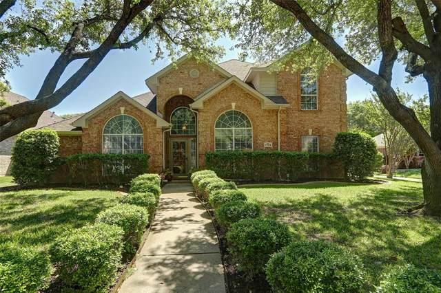 7704 Liberty Drive, Plano, TX 75025 (MLS #14564532) :: The Kimberly Davis Group