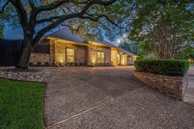 6302 Warm Mist Lane, Dallas, TX 75248 (MLS #14564551) :: Wood Real Estate Group
