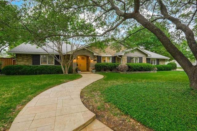 7239 Hillwood Lane, Dallas, TX 75248 (MLS #14564556) :: Wood Real Estate Group
