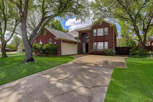 1201 Durango Place, Flower Mound, TX 75028 (MLS #14564559) :: Real Estate By Design