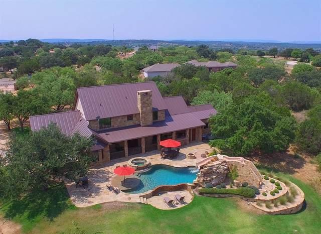 104 The Hills Lane, Horseshoe Bay, TX 78657 (MLS #14564572) :: Wood Real Estate Group