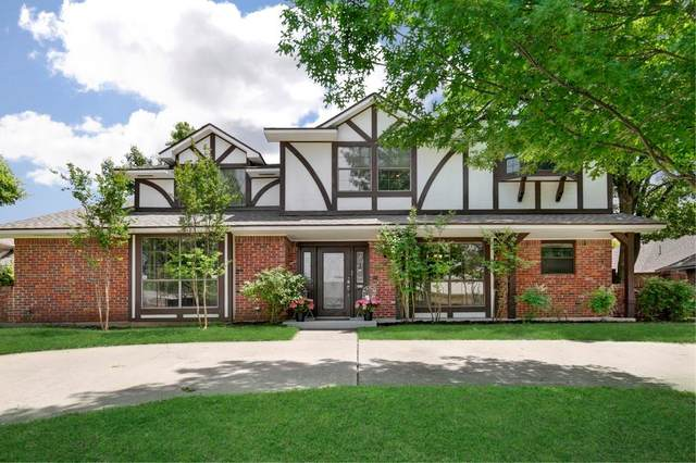 18108 Aramis Lane, Dallas, TX 75252 (#14564617) :: Homes By Lainie Real Estate Group