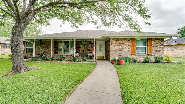 119 Chieftain Drive, Waxahachie, TX 75165 (#14564625) :: Homes By Lainie Real Estate Group