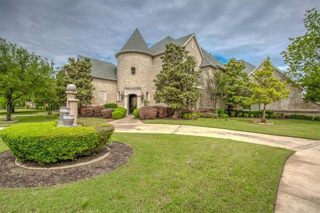 6744 St Moritz Parkway, Colleyville, TX 76034 (MLS #14564662) :: Front Real Estate Co.