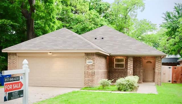 4401 N Ottawa Road, Dallas, TX 75212 (#14564674) :: Homes By Lainie Real Estate Group