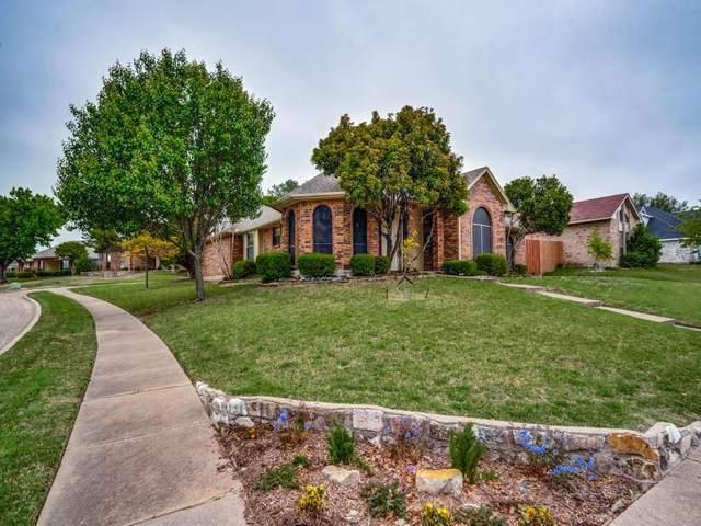 1508 La Paz Drive, Plano, TX 75074 (MLS #14564711) :: Wood Real Estate Group