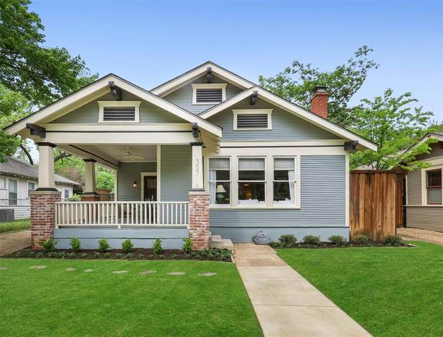 307 N Edgefield Avenue, Dallas, TX 75208 (MLS #14564747) :: Wood Real Estate Group