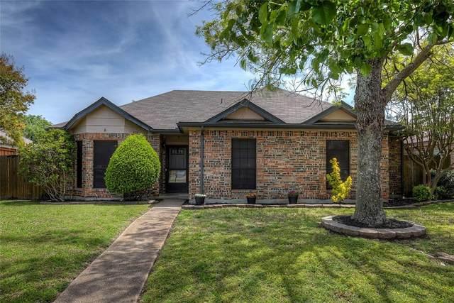 620 Purple Sage Trail, Mesquite, TX 75149 (MLS #14564779) :: Wood Real Estate Group