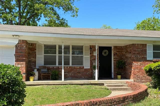 7313 Oakland Lane, North Richland Hills, TX 76180 (MLS #14564786) :: Wood Real Estate Group