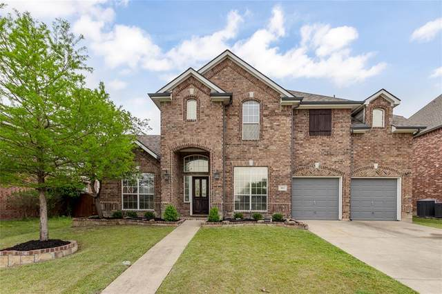 1012 Rochester Way, Plano, TX 75094 (MLS #14564795) :: Wood Real Estate Group