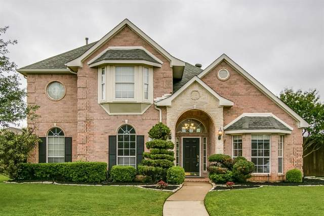 1432 Grapevine Creek Drive, Coppell, TX 75019 (MLS #14564829) :: Team Tiller