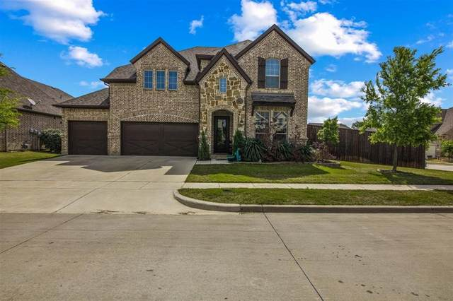 2500 San Jacinto Drive, Euless, TX 76039 (MLS #14564849) :: The Mitchell Group