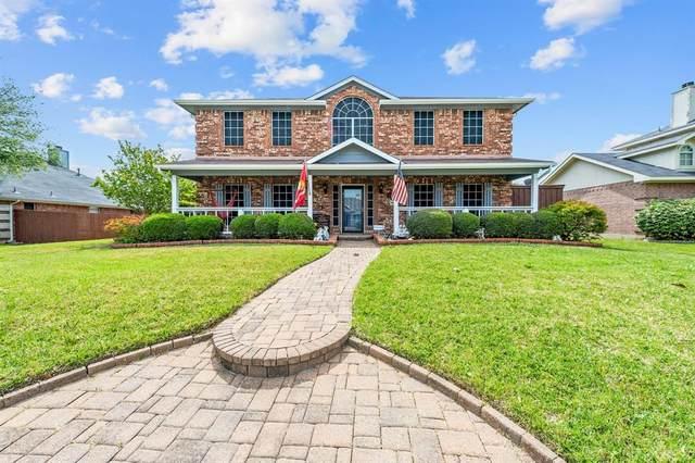 4010 Cavalier Drive, Rowlett, TX 75088 (MLS #14564861) :: Wood Real Estate Group